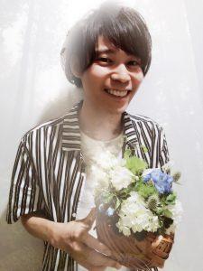 5月スタッフ写真更新です!!~bouquet