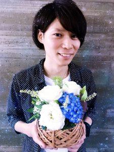 6月スタッフ写真更新です!!~bouquet