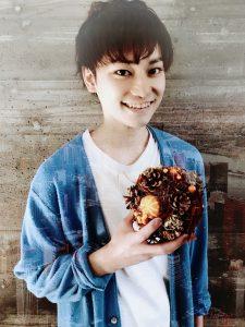 10月スタッフ写真更新です!!~bouquet