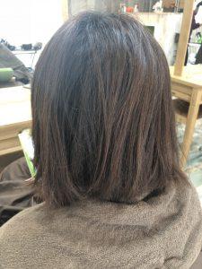 9.加々美~白髪も明るく染まります~