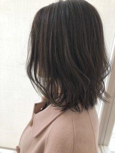 細めのハイライトオシャれ感を(^-^)