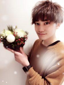 1月スタッフ写真更新です!!~bouquet
