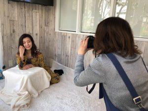 春スタイル撮影☆今のカラー【今後のご予約状況】