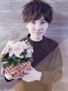 2月スタッフ写真更新です!!~bouquet