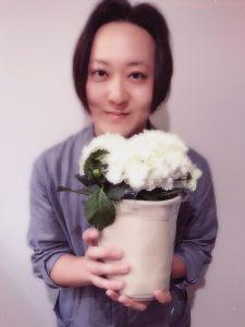 5月スタッフ写真更新です!!~valentine