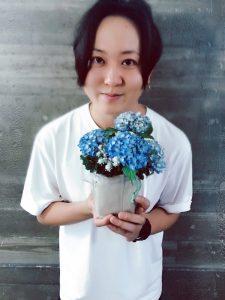 6月スタッフ写真更新です!!~valentine