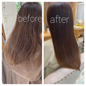 ◆広がりが気になる縮毛を悩んでいる方へ^ ^◆