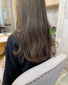 ◆剛毛、多毛でもブリーチなしで柔らかさを出す!◆