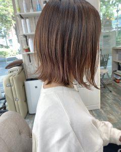 ◆毛を柔らかく見せる!ベージュカラー^ ^◆