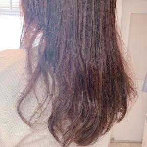 ☆艶髪コーラルピンクカラー☆磯野