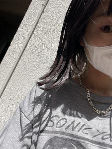 伊藤 髪色チェンジでファッション変わる!