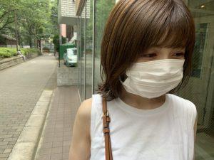 ☆前髪パーマでシースルーバング☆磯野