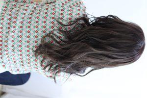 イルミナカラーで艶髪に!