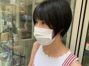 ☆黒髪小顔ショート☆磯野