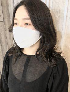 イノアカラーでたっぷり艶髪を初挑戦!!